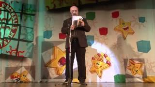 Алексей Тараканов на презентации книги Star перлы