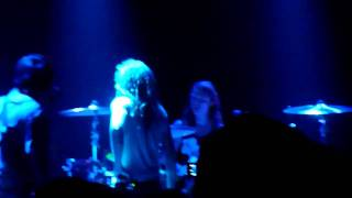 Underoath -Young And Ispiring & We Are the Involuntary Live @ VK Brussels Belgium 2010
