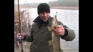 Предзимний джиг на малой реке. О рыбалке всерьез. Выпуск 301HD