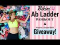 Bikini Ab Ladder Workout | Victoria's Secret Bikini Giveaway!