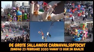Carnavalsoptocht Raalte / Promo 2020