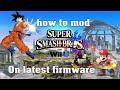 How To Mod Sm4sh (5.5.2 Wii U 1.1.7 Sm4sh)