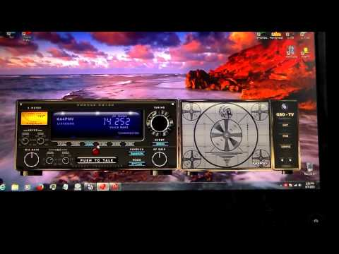 Virtual land Real Amateur Radio CQ100 Hamsphere 4.0  3.0