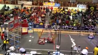 Robotics Competition - Alliance Round