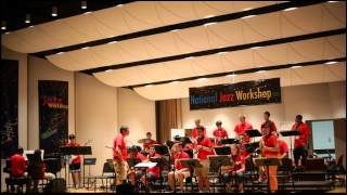 West Coast Blues - The Craig Fraedrich Big Band - National Jazz Workshop July2012