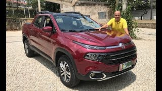 FIAT TORO FREEDOM 2.0 DIESEL 4X4 AT9 2019
