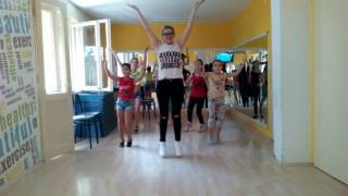 Clap Snap by Icona Pop | Zumba routine for kids