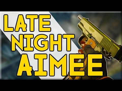 Late Night Aimee | Dirty Bomb