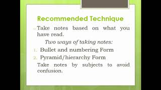 TIPS IN PASSING THE BOARD EXAMINATION - SMCC CRIMINOLOGY