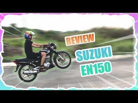 Review Suzuki En150 |Teddy C