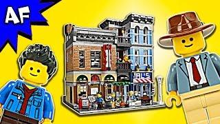 Lego Creator DETECTIVE's OFFICE 10246 Speed Build