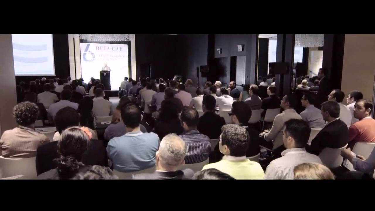 6th BETA CAE International Conference - Proceedings -