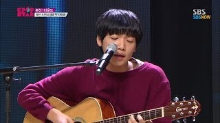 SBS [K팝스타3] - 정세운, 부산소년의 첫 자작곡