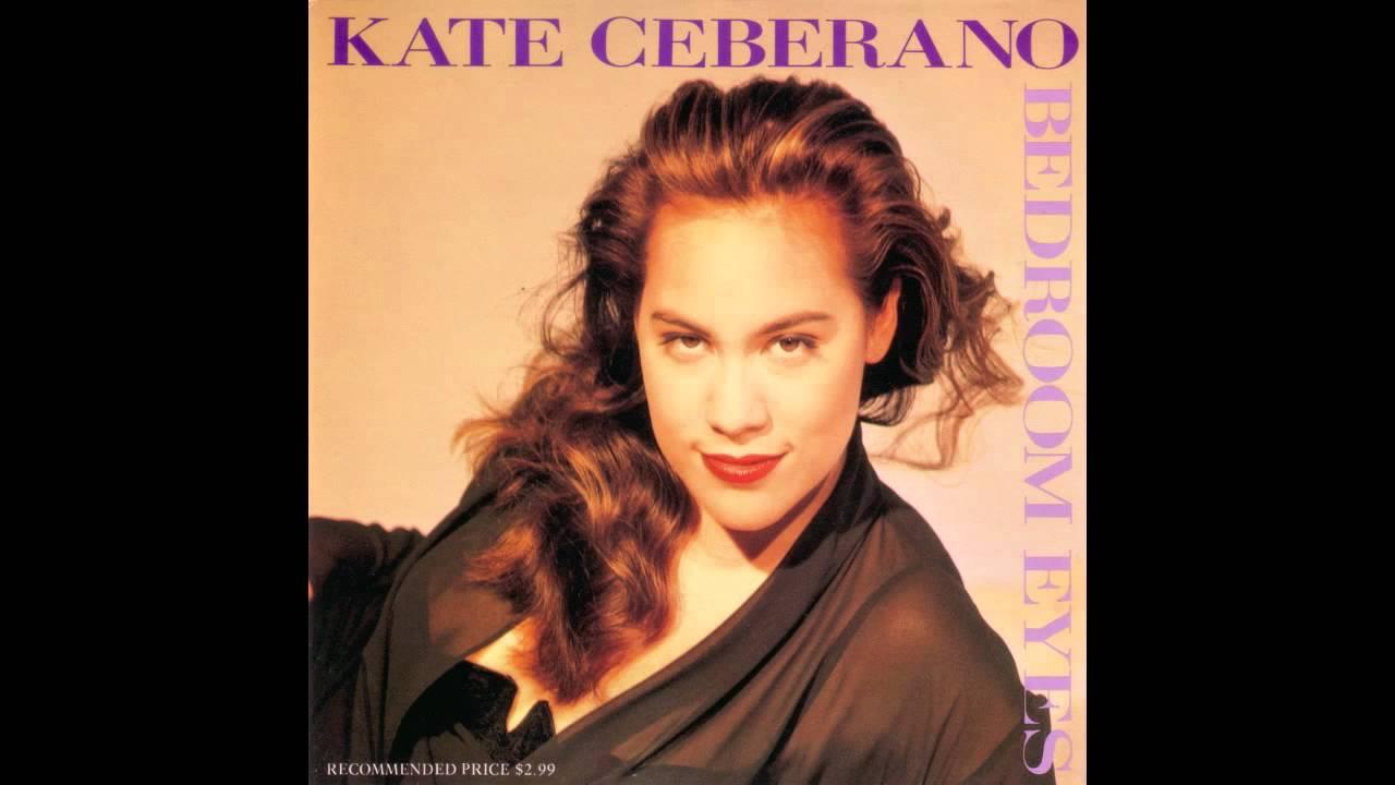 Download Kate Ceberano - Bedroom Eyes - Extended Mix (Australian Version) - Audio 1989