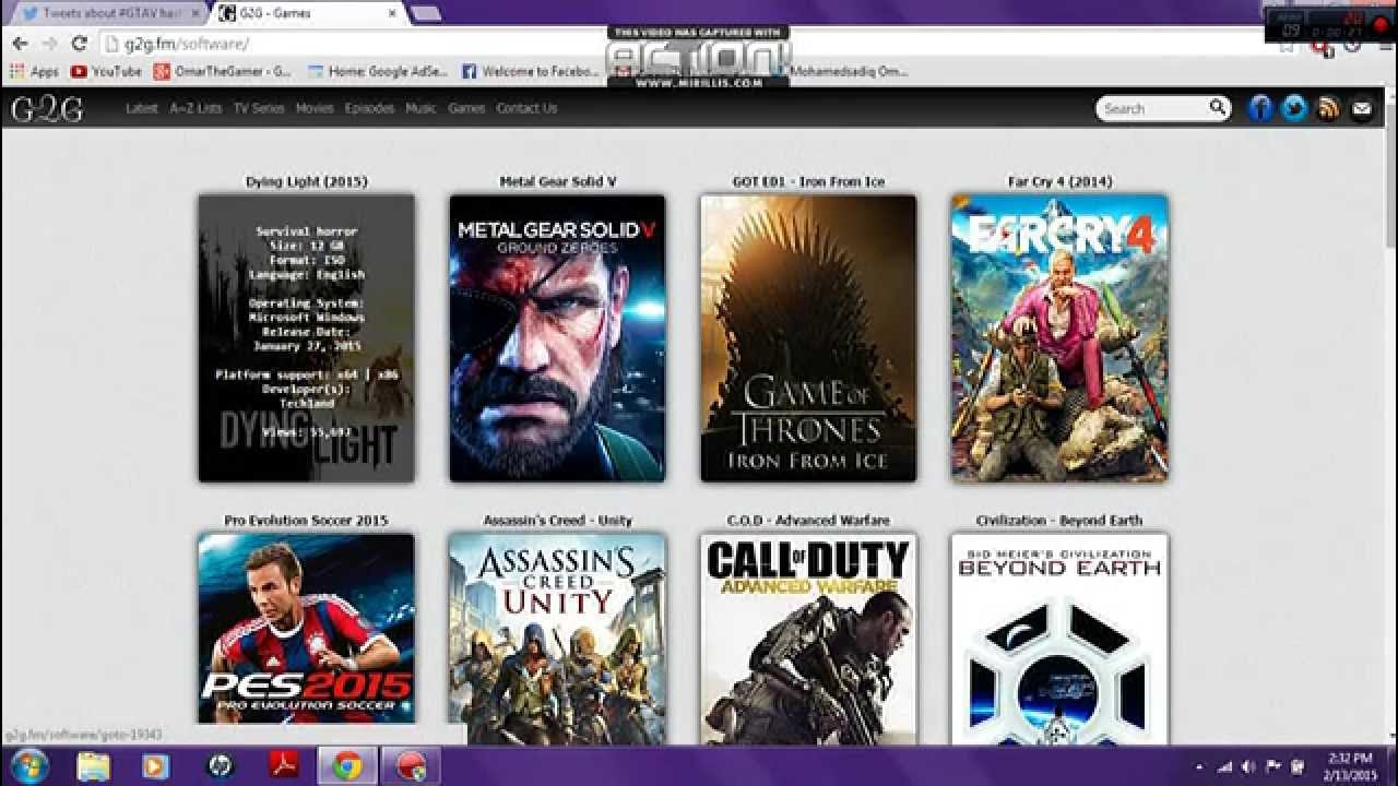 How To Download FREE 3D GAMES in (PC) Windows 7/8/10 ...