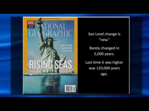 Melting Ice, Rising Seas, Shifting Shorelines: John Englande