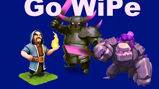 Clash of Clans: Update + Some Go WiPe Gameplay