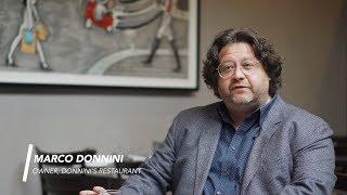 Donnini's Carlton - BPS Client Video Testimonial (1:00 - mini cut)
