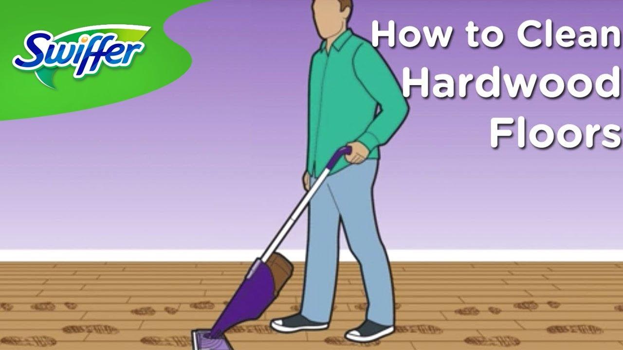 How To Clean Hardwood Floors Swiffer – Gurus Floor