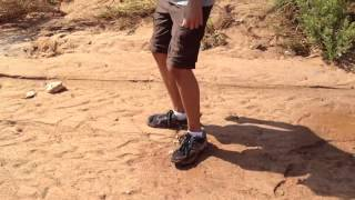 Repeat youtube video QuickSand at Caprock Canyons State Park