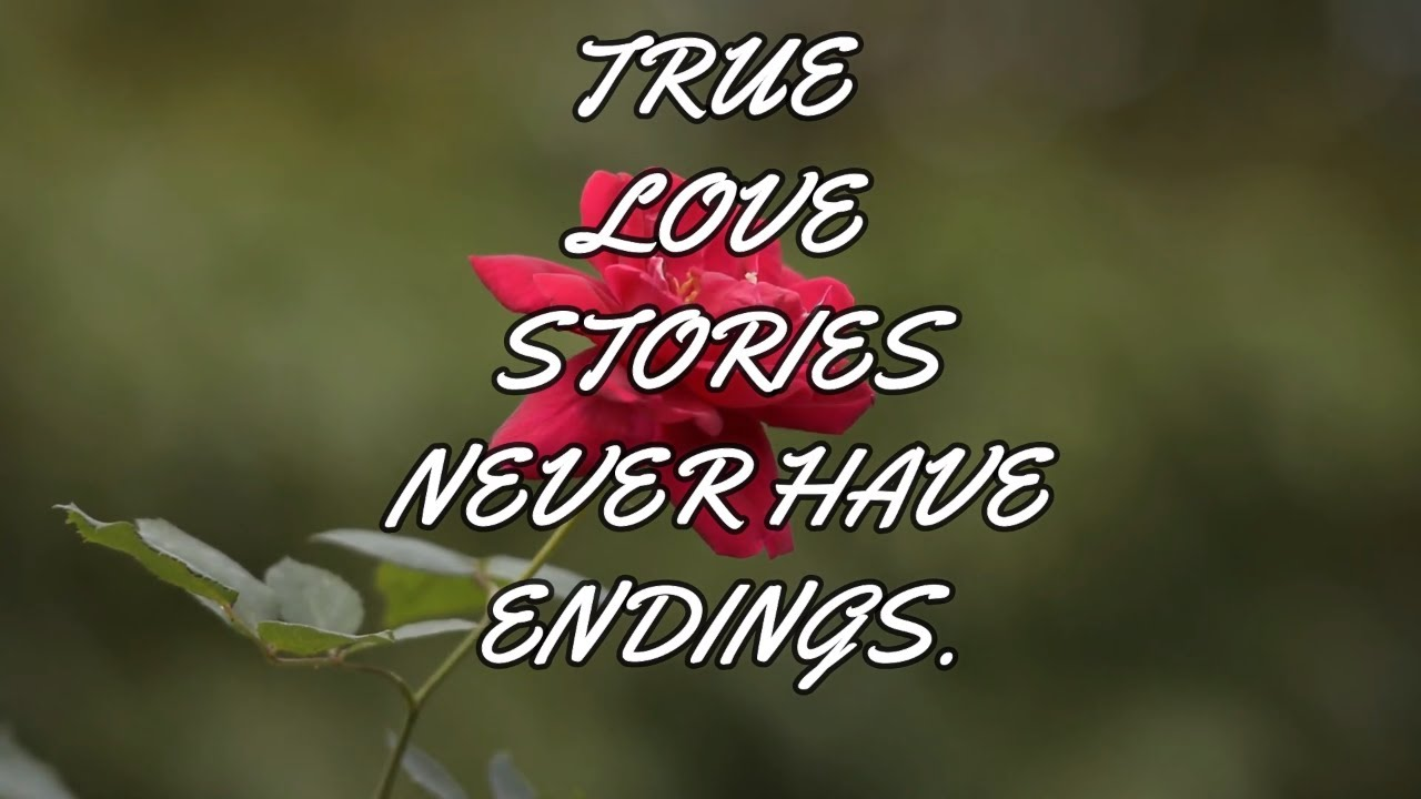 ROMANTIC Love Quotes - DEEP And BEAUTIFUL Quotes About LOVE