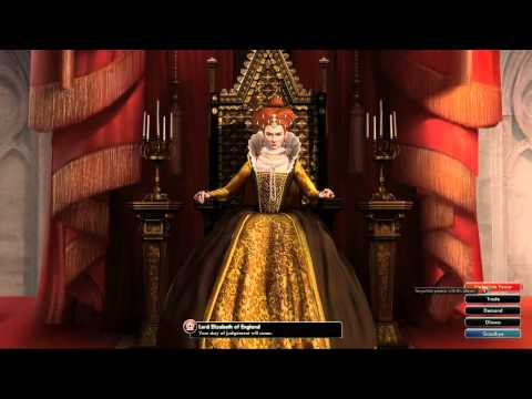 Civilization V OST | Elizabeth I War Theme | I Vow to Thee, My Country