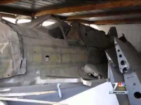 Miramar College students  restore a plane from world war II - NBC 7 News at 4
