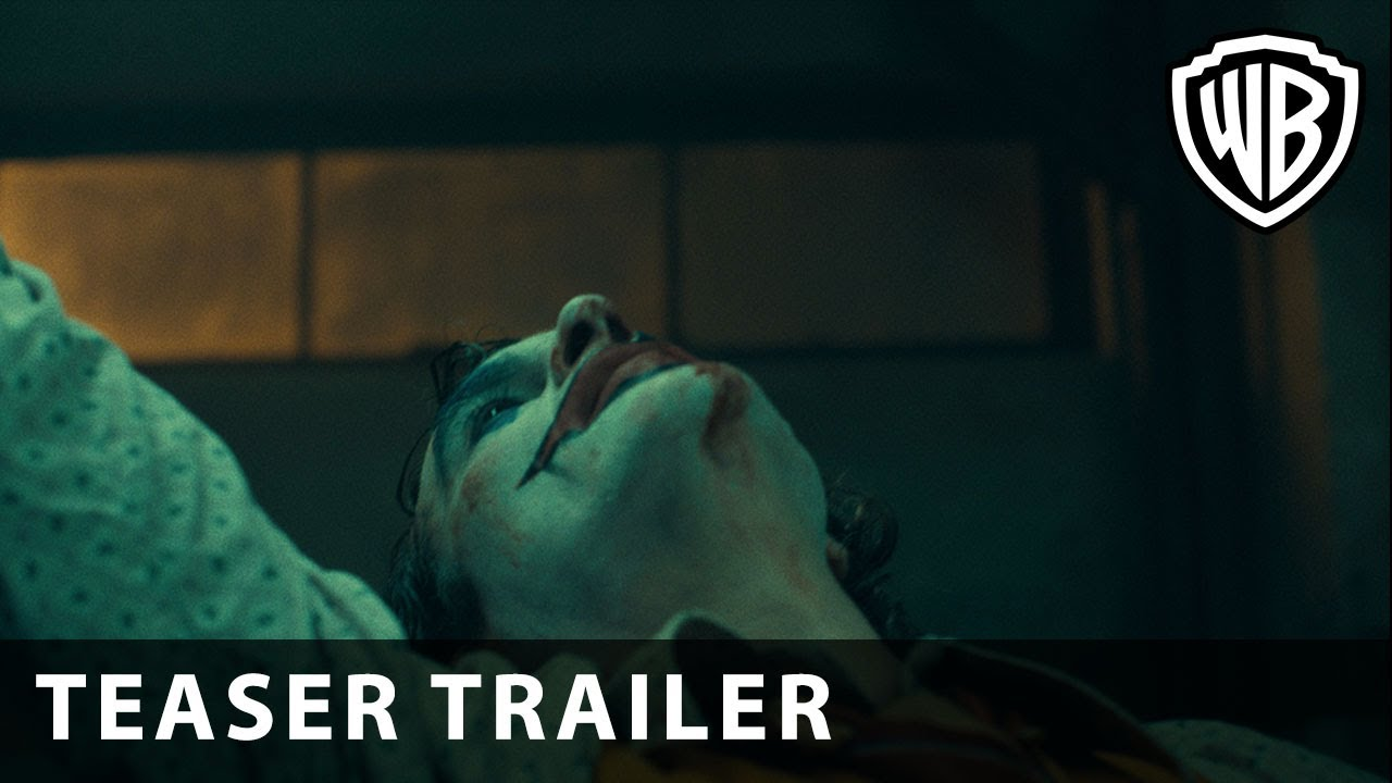 JOKER – Teaser Trailer - Warner Bros. UK