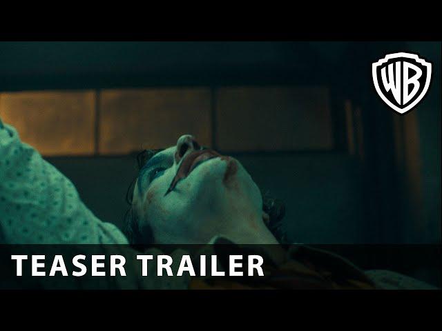 Joker Teaser Trailer Warner Bros Uk