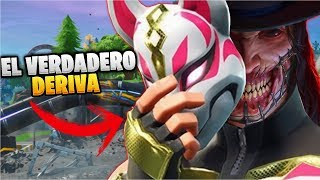 7 DERIVA SECRETS THAT DO NOT KNOW THE TRUE DERIVA! FORTNITE