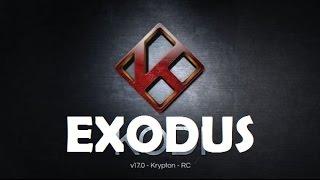 How to Install EXODUS on KODI Krypton 17