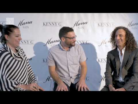 KFOG Kenny G Interview at The Clocktower