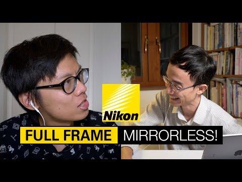 Canon & Nikon's Full Frame Mirrorless + Photokina! Boke Bros Ep.02