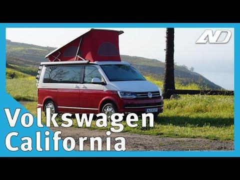 Acampé en una Combi - Volkswagen California - Primer vistazo