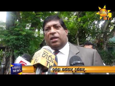 Minister Ravi explains the reason to leave Ministry of Finance