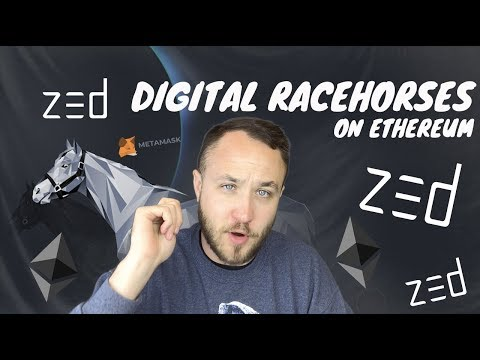 ZED – COLLECTIBLE RACEHORSE CRYPTO GAME ON ETHEREUM