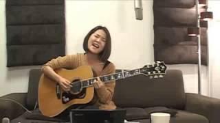 2013/2/24(日) 森恵さんのUSTREAMライブより Megumi Mori is a rising...