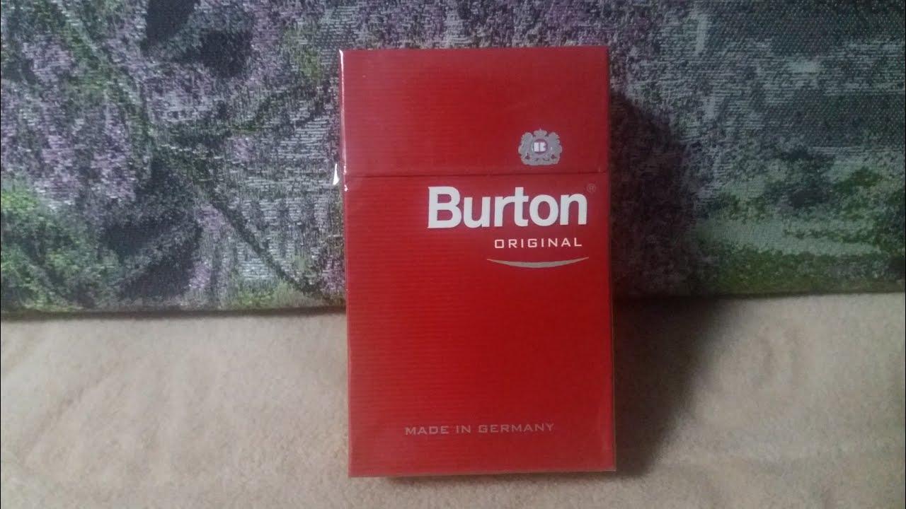 Burton original сигареты купить predator электронная сигарета одноразовая