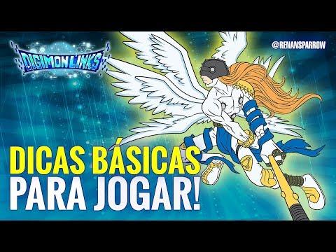 DICAS BÁSICAS PARA JOGAR! - Digimon Links #02