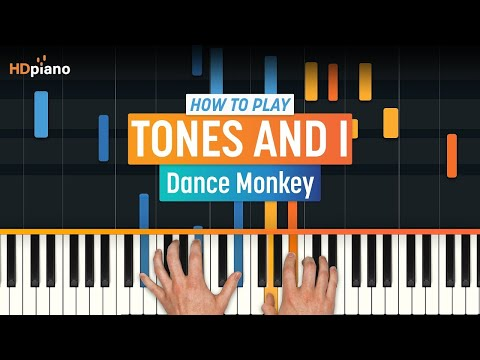 """How To Play """"Dance Monkey"""" By Tones And I 
