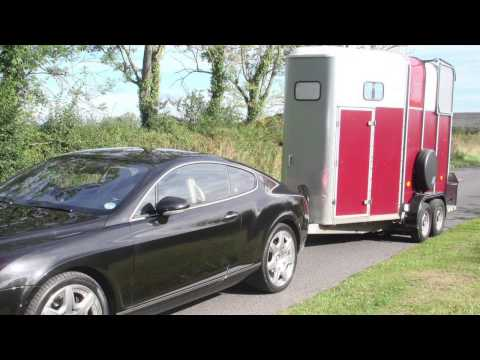 HB510 - Two Horse Trailer - Bicester Horsebox Hire
