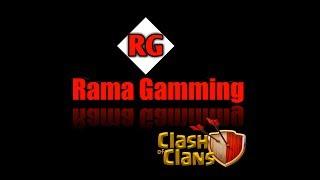 "Rama Gammimg , MAEN ""CLASH OF CLANS"" COC"