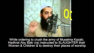 We will Never Grant the Right to LIVE to apostates - Mullah Ibtesam's Public Announcement