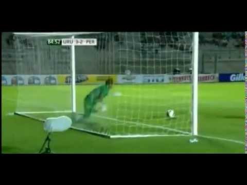Goleiro salva gol mais incrivel da historia