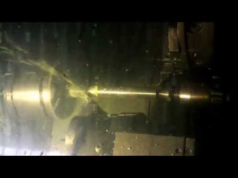 śruba do prasy M28  - produkcja ; M28 screw press - production