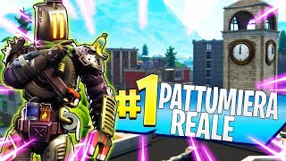 ONE PATTUMIERA DA VITTORIA REAL!! -Fortnite New Skin