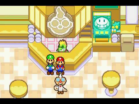 Mario & Luigi: Superstar Saga - 00 - Starbeans Café Blends Part 2