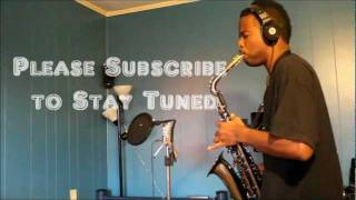Bruno Mars - It Will Rain Sax by Stot Juru