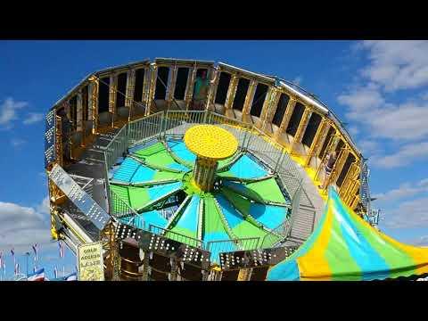 Round Up-Dartron Zero Gravity-Meteor FL state fair 2019