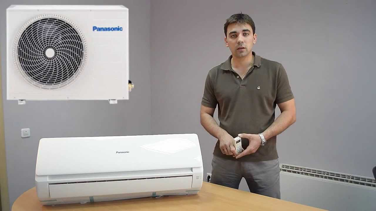 Кондиционер Panasonic Cs Pa9Dkd Инструкция